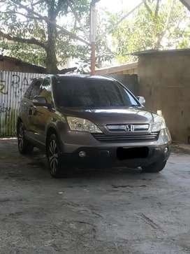 Mobil Mulus Terawat CRV 2009 2.4 Pribadi