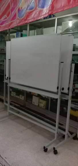Jual papan tulis white board dan black board lawas