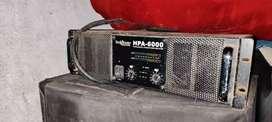 Dj Sound power emp& mixer