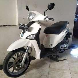 Bali dharma motor, jual Vespa liberty thn 2014