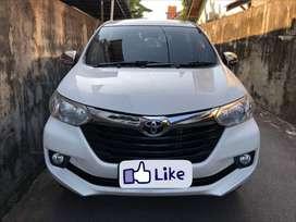 Harga Terbaik+Free BBN! Toyota Avanza 1.3 E AT /matic 2016 Putih