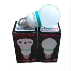 Lampu LED 7Warna 1Watt Jumbo/ LED Bulb Series 1Watt 7Colors