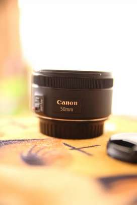 Canon 50mm 1.8 stm for sale