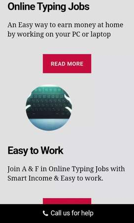 Still Searching Online jobs for Part Time Income¶Apply For Typing Jobs