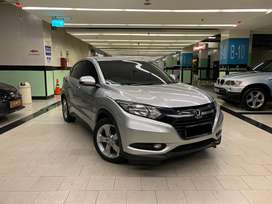Honda HRV E 2015  Silver Superb Condition