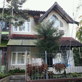 Vila Cipanas Baru + Isi ( Full Furnish)