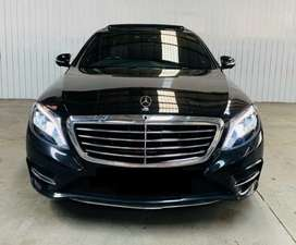 Mercedes S class latest model Available for rent