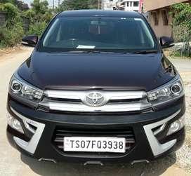 Toyota INNOVA CRYSTA 2.4 V, 2017, Diesel