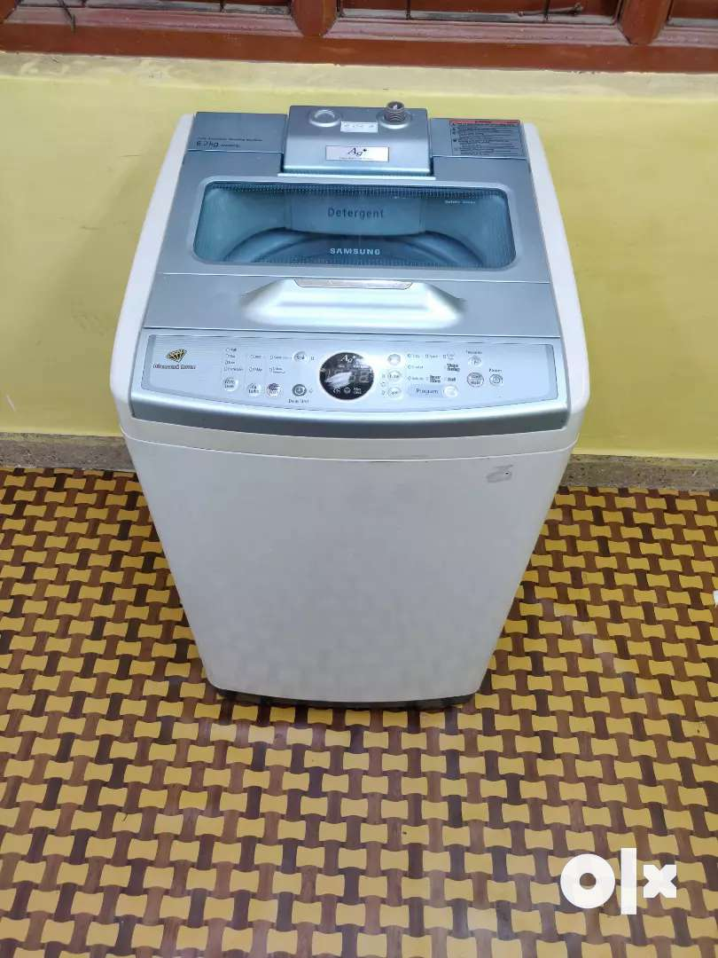 Samsung Diamond drum fully automatic 6.2 Kg home delivery free 0