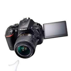 Kredit Nikon D5300