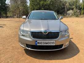Skoda Superb 2008-2013 Elegance 1.8 TSI AT, 2010, Petrol