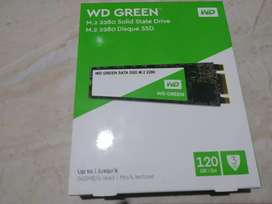 SSD WD Green 120GB M.2 SATA