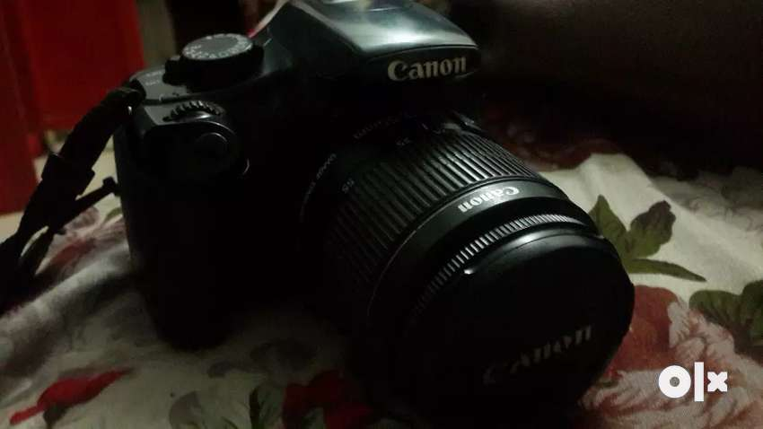 Canon EOS DSLR 1100 D 0