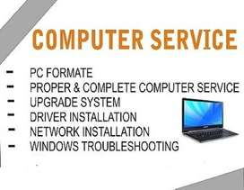 PC Repair/Computer Repair/Laptop repair/Software/Hardware Installation