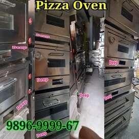 Pizza oven Deep fryer sandwich griller restaurant equipments Cafe item