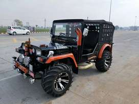 All types jeep ready on order