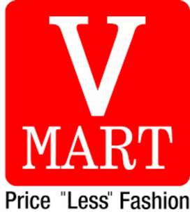 Urgent requirement in V Mart Ranchi