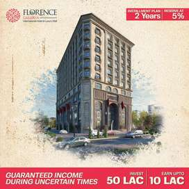 Florence Galleria DHA Approved Project 7 Street 25, Sector C Sector A