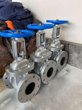 """gate valve 4""""125/200WOG"""