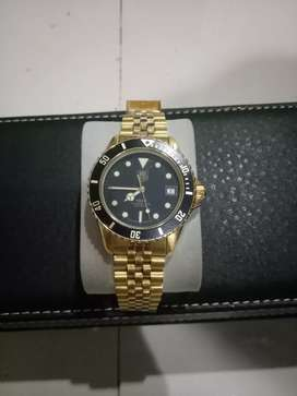 TAG HEUER Proffesional 1000 Gold Plated 1980 Original