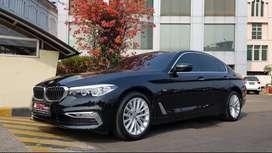 All New BMW G30 530i Luxury Line NIK 2018