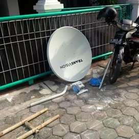Gebyar promo new parabola Transvision HD murah cuma 420rbu 6bln