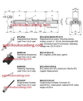 Balluff Transducer BTL6-E500-M0200-PF-S115 BTL 5 BTL 6 pabrik suku cad