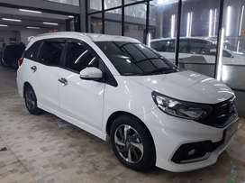 Mobilio Facelift RS CVT 2018 Mulus sudah Coating