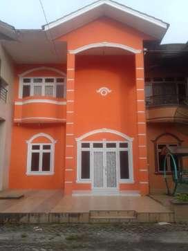 Dijual Villa Gunung Mas Brastagi