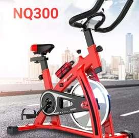 Sepeda fitnes spinning bike bisa dikirim