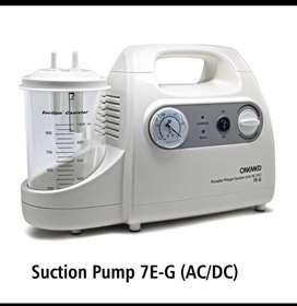 Suction onemed tipe 7EG acdc