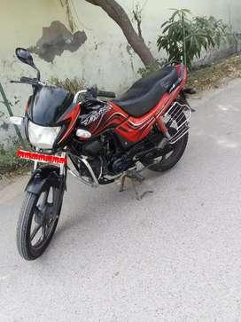 Hero Honda passion pro self start fst owner all pepars complit