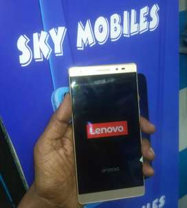 LENOVA PHAB2 PLUS,  MOBILE IN EXCELLENT CONDITION,  SKY MOBILES