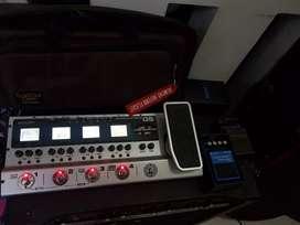 Jual efek gitar Zoom G5 (gig bag included)