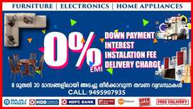 Furniture & Electronics 0%EMI Free Delivery everywhere in Neyyatinkara