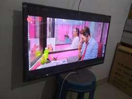 "Smart 4k sony LED TV 50""inch with 3 year warranty"