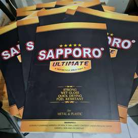 Buku warna Sapporo Ultimate Colour chart katalog NEW ORIGINAL