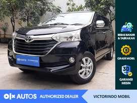 [OLX Autos] Toyota Avanza 2016 1.3 G M/T Bensin Hitam #Victorindo