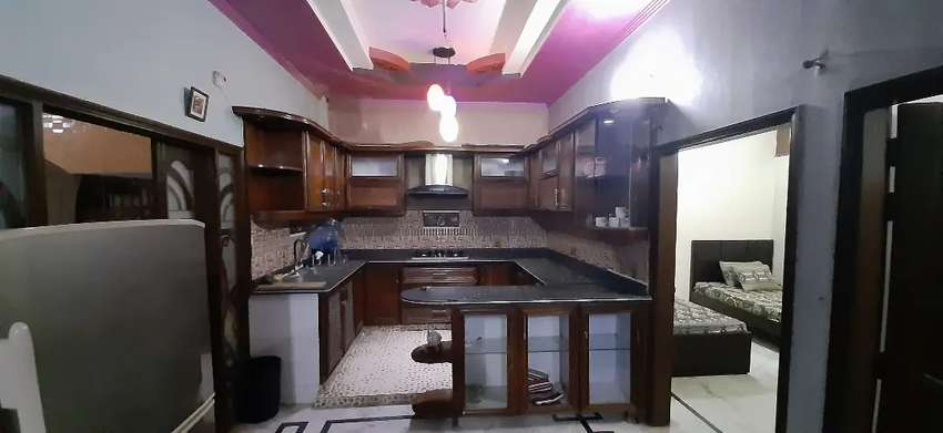 Furnished sharing basics room available for rent
