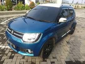 Dijual Suzuki Ignis Tipe Tertinggi GX Manual km cuma 12ribuan