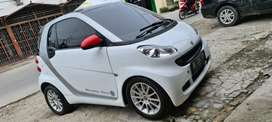 Mercedes benz Smart fortwo type passion(terlengkap)2010/2011