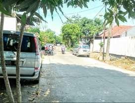 Tanah kavling komplek Billymoon Pondok kelapa