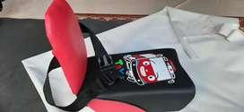 jok sandaran anak + safety belt (tanpa pegangan tangan)