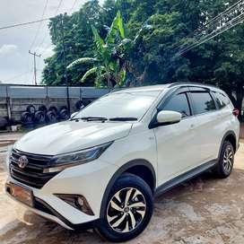 Dp 54jt! Toyota Rush G 1.5 AT 2018 Like New Istimewa!!! Xclusive