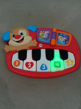 Fisher Price Laugh & Learn Puppies Piano