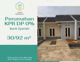 Rumah Ready Stock Legalitas Lengkap KPR DP 0% Di Susukan Bojonggede