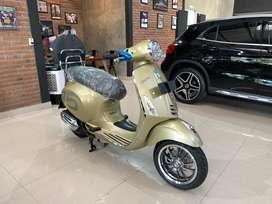 New Vespa Primavera Anniversary 75 Th 2021 AT Gold Super Langka