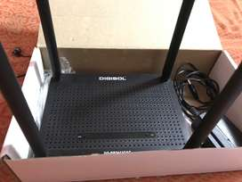 Digisol dual band gigabit router 1200 ac