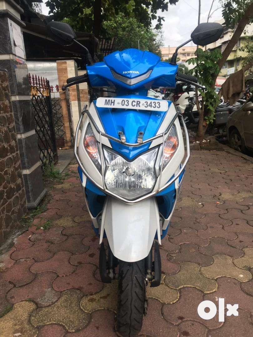 Honda Dio 2017 0