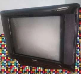 "PHILIPS Ultra Slim CRT TV 24"""